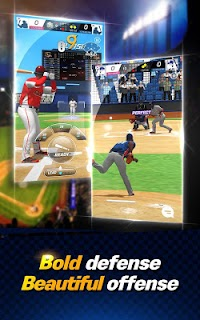 Screenshot 4: 9CLASH BASEBALL