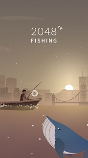 Screenshot 1: 2048 Fishing