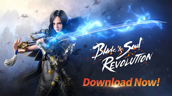 Screenshot 1: Blade&Soul: Revolution | Global