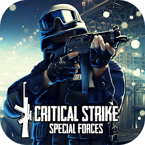 Icon: Critical strike CS: Special Forces
