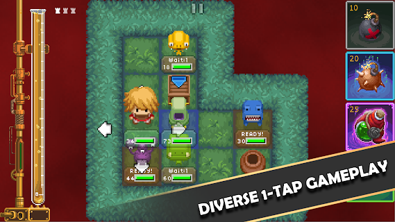 Screenshot 2: Tiny Decks & Dungeons