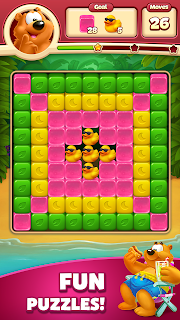 Screenshot 2: Toon Blast