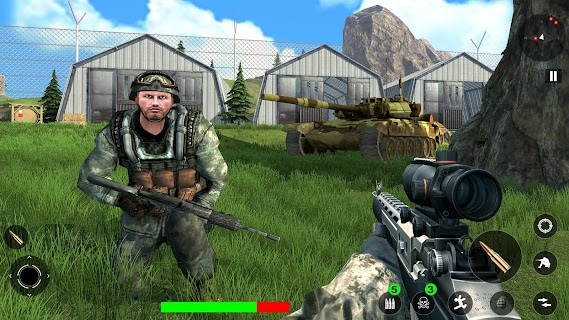 Screenshot 4: Free Fire Survival Battlegrounds 2: FPS Shooting