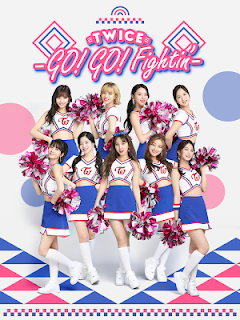 Screenshot 1: TWICE: GO GO Fighting