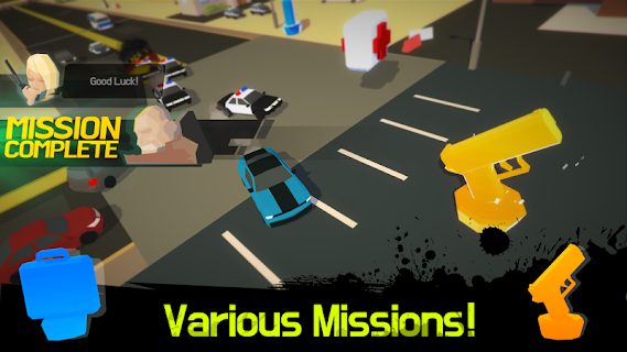 Screenshot 3: Burnout City