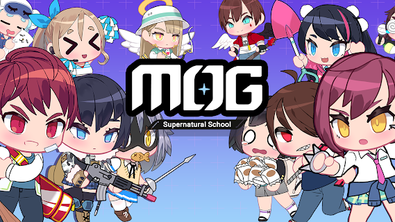 Screenshot 1: MOG Supernatural School