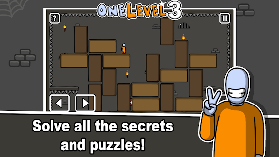 Screenshot 4: One Level 3: Stickman Jailbreak