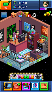 Screenshot 1: PewDiePie's Tuber Simulator