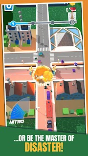 Screenshot 2: Traffic Rush 2