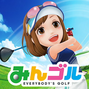 Icon: Everybody's Golf