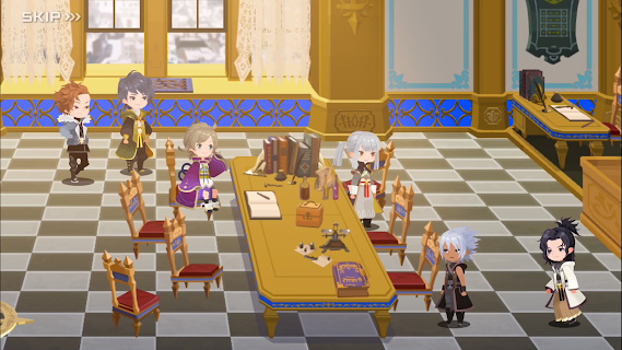 Screenshot 4: 王國之心 Union Uχ Dark Road | 日版