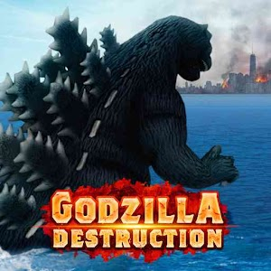 Icon: GODZILLA DESTRUCTION