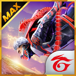 Icon: Garena Free Fire MAX
