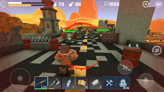 Screenshot 4: LastCraft Survival