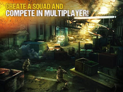 Screenshot 3: Modern Combat 5: eSports FPS
