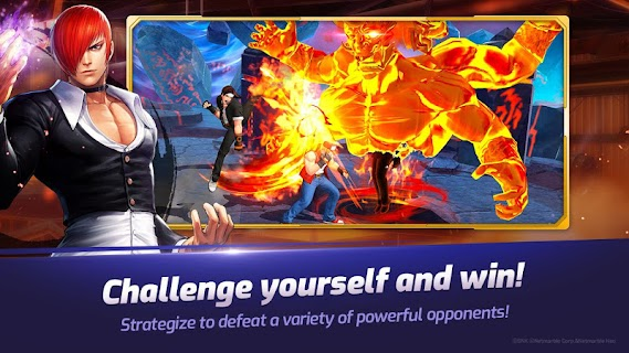 Screenshot 3: The King of Fighters ALLSTAR | Global