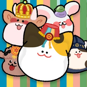 Icon: 고양이 주식회사 (Idle Cat Company Tycoon)