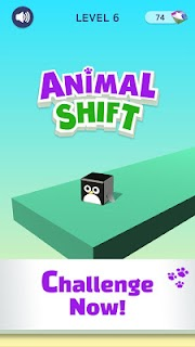 Screenshot 1: Animal Shift - 3D Jelly Animals