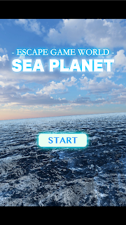 Screenshot 1: Escape Game Sea Planet