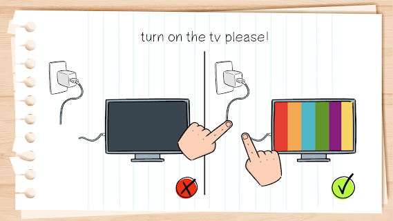 Screenshot 1: Brain Test: Tricky Puzzles