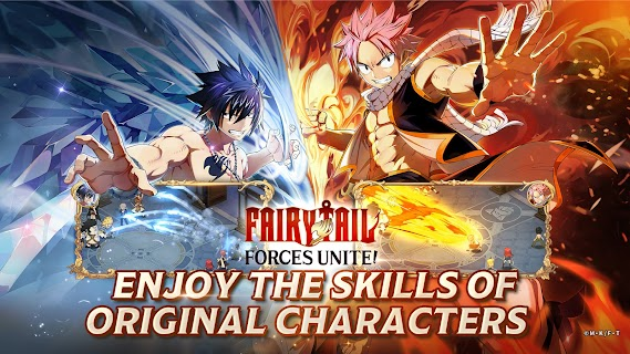 Screenshot 2: FAIRY TAIL: Forces Unite! | อังกฤษ