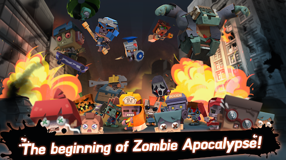 Screenshot 2: Drop The Zombie