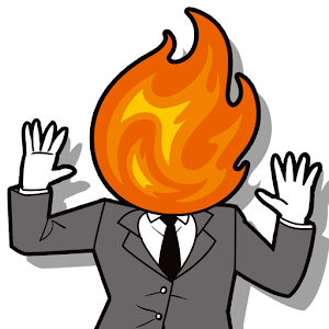 Icon: The Internet is on Fire!