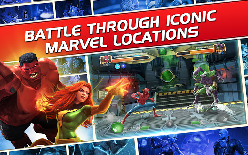 Screenshot 4: MARVEL Contest of Champions
