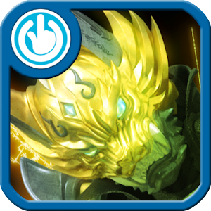 Icon: Run! Golden Wolf