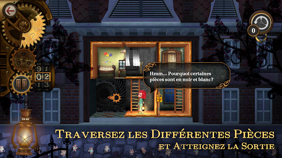 Screenshot 2: ROOMS: The Toymaker's Mansion - GRATUIT