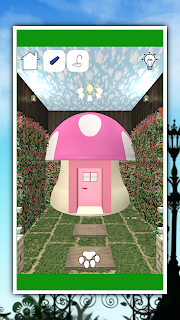 Screenshot 3: WonderRoom Garden -Escape Game-