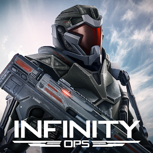 Icon: Infinity Ops: Online FPS