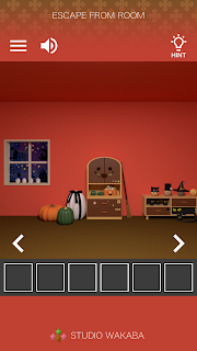 Screenshot 3: Room Escape Game : Trick or Treat