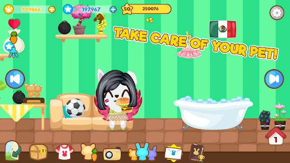 Screenshot 1: Pet Paradise