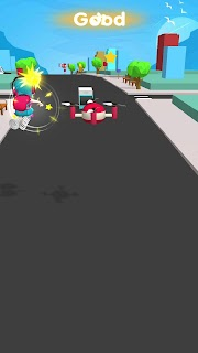 Screenshot 3: Air Kicker