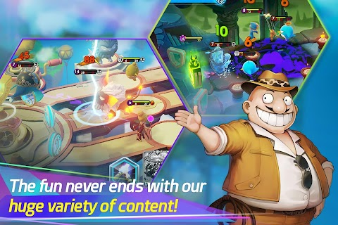 Screenshot 4: MapleStory Blitz
