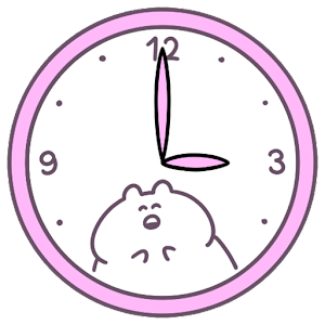 Icon: Clocks Widgets Rabbit