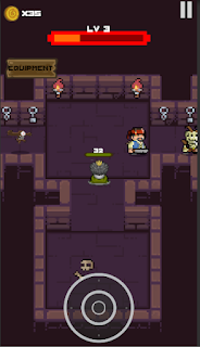 Screenshot 2: Gambit Dungeon:Pixel Card Game