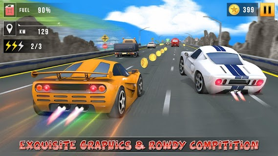 Screenshot 2: Mini Car Race Legends