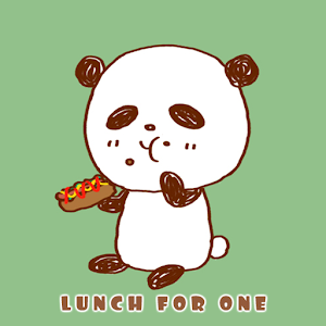 Icon: Cute Wallpaper Lunch for One Theme