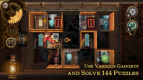 Screenshot 3: ROOMS: The Toymaker's Mansion - FREE