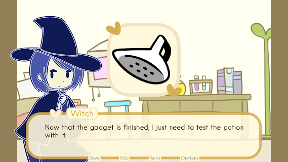 Screenshot 2: Magical Witch Bell
