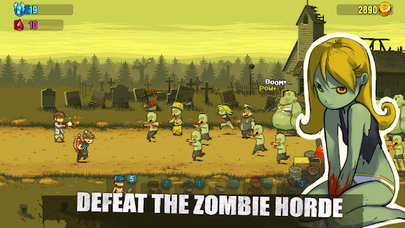 Screenshot 2: Dead Ahead: Zombie Warfare
