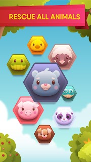 Screenshot 3: Animal Rescue Puzzle