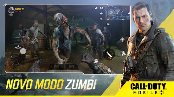 Screenshot 1: Call of Duty®: Mobile | Global