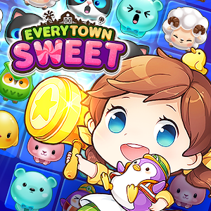 Icon: Everytown Sweet: Match 3 Puzzle
