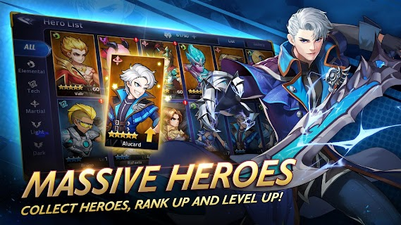Screenshot 1: Mobile Legends: Adventure