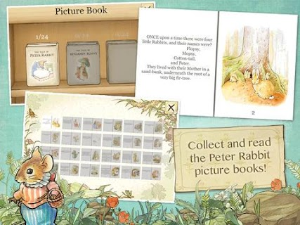 Screenshot 4: Peter Rabbit's Garden