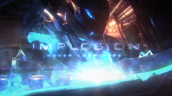Screenshot 1: Implosion 聚爆