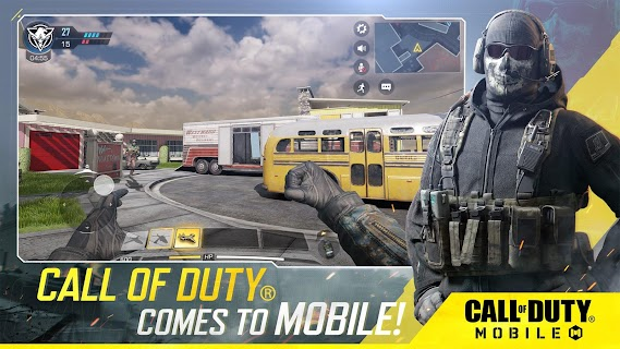 Screenshot 2: Call of Duty: Mobile | โกลบอล